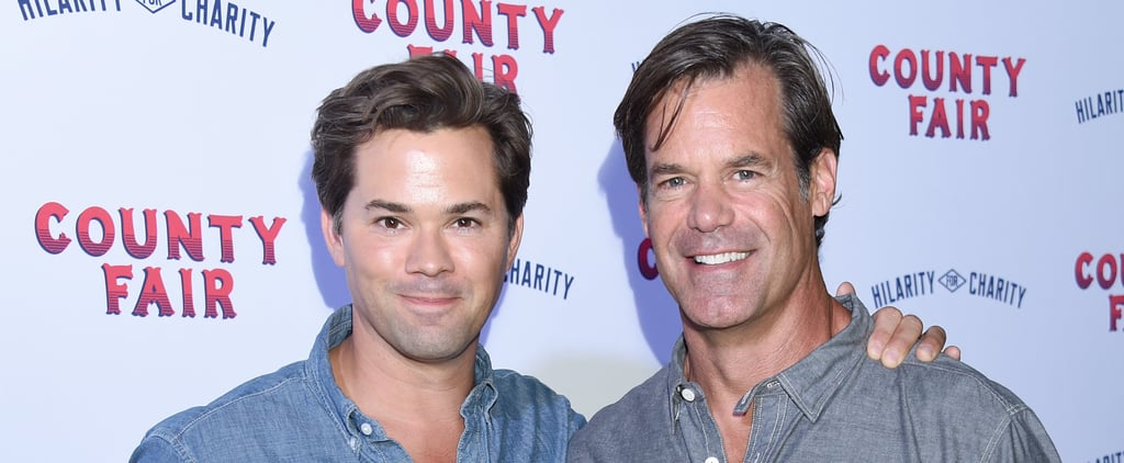 Andrew Rannells and Tuc Watkins's Cute Pictures