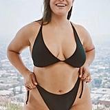 Nasty Gal Strappy By the Sea High-Leg Bikini Bottoms