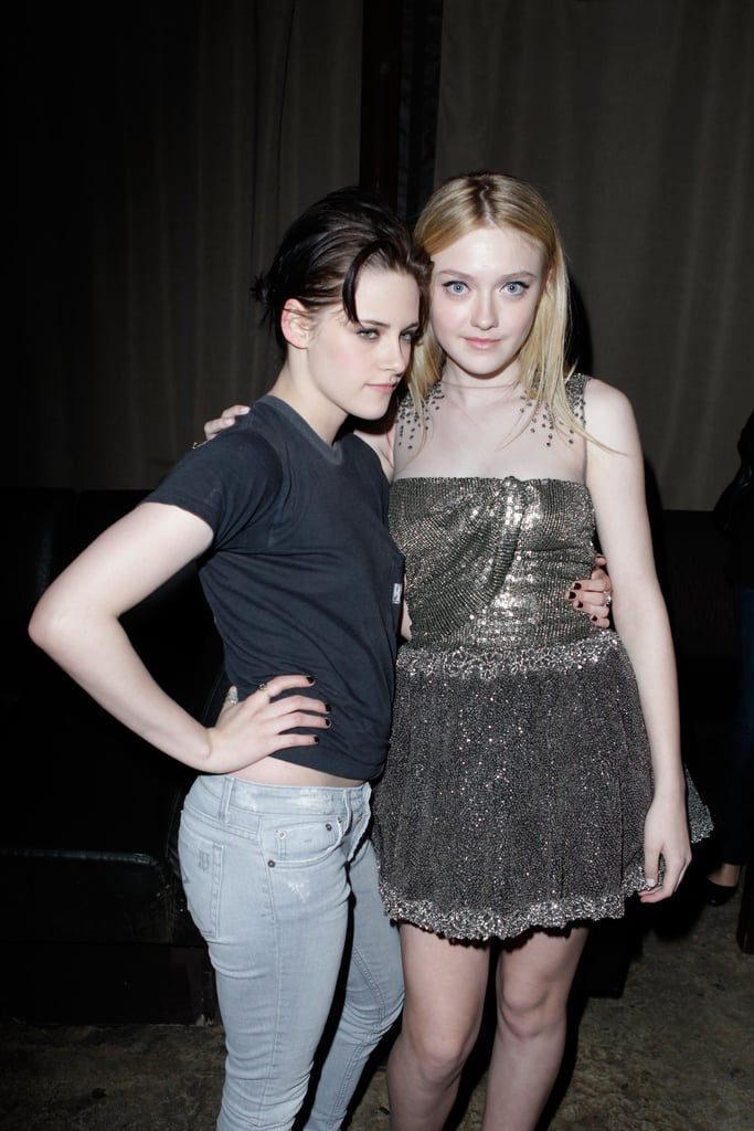 Photos of Dakota Fanning, Kristen Stewart, Taylor Lautner, and More at The Runaways Afterparty in LA