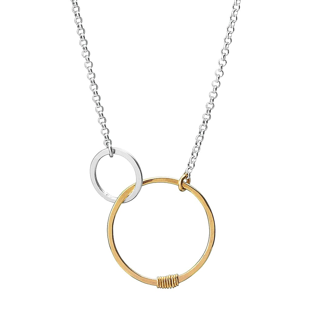 Links of Love Necklace ($52)