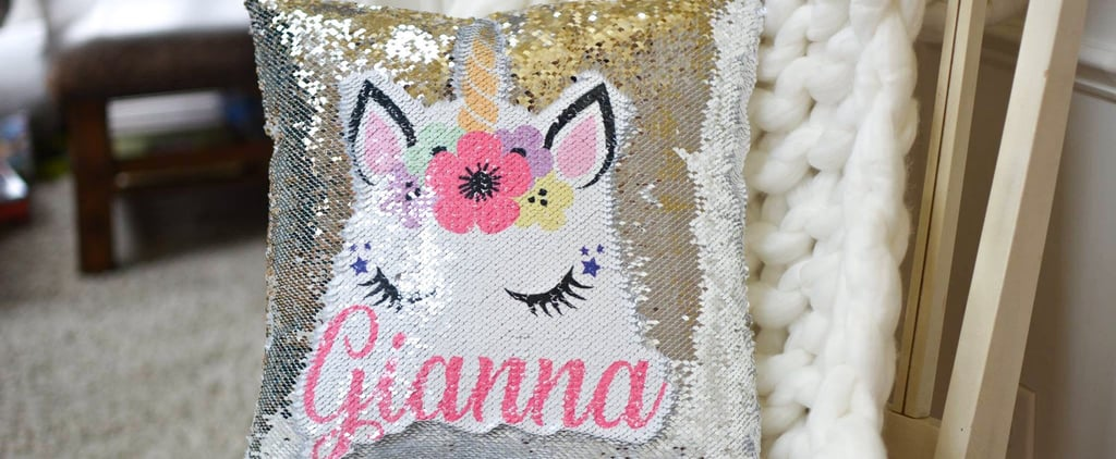 So, Sequin Unicorn Pillows Are the Latest Craze, and Um, Yeah, We'll Take 'Em All
