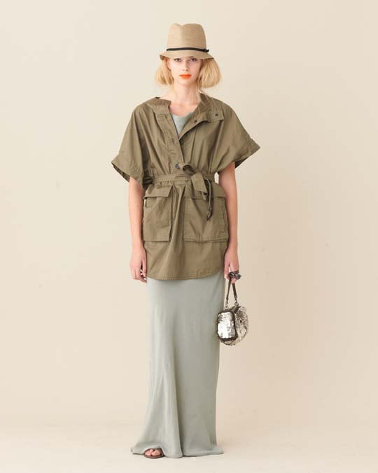 Peep J.Crew's Colorful Spring 2011 Collection