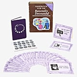 Handbook For the Recently Deceased Notecard Set