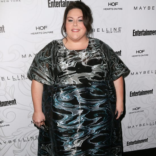 Chrissy Metz Says a Panic Attack Inspired Her to Lose Weight