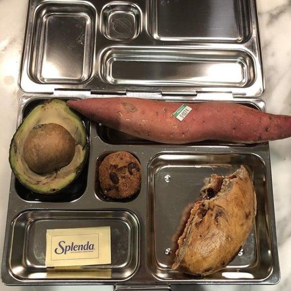 Jason Biggs Packing His Son's School Lunch Fail