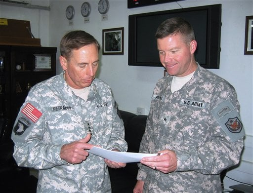 General Petraeus: Al Qaeda May Be Shifting Focus Back To Afghanistan From Iraq