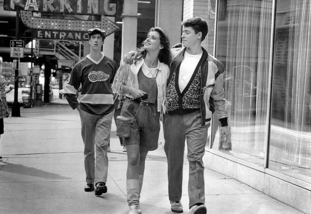 Sloane Peterson's Style in Ferris Bueller's Day Off