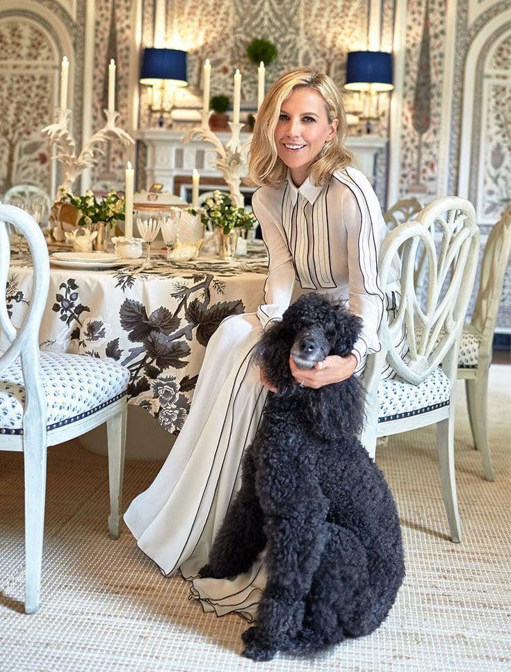 Tory Burch Home Collection With Moda Operandi