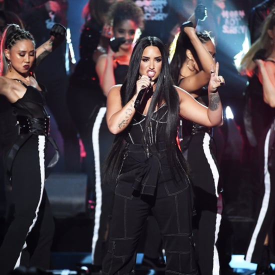 Demi Lovato 2017 American Music Awards Performance