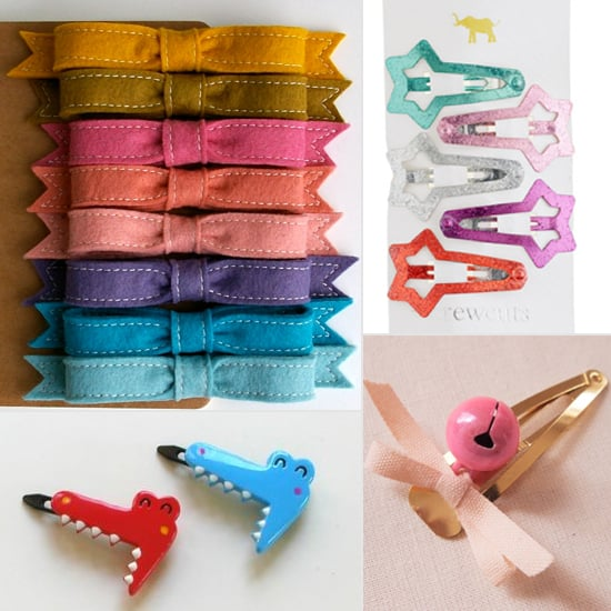 Cool Hair Clips For Little Girls Popsugar Family