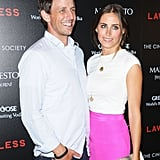 Seth Meyers stepped out with Alexi Ashe to attend the screening of Lawless in NYC.