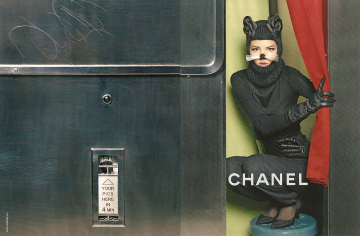 Chanel Fall Ad Campaign