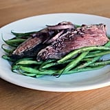 Wine-Poached Steak