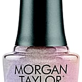 Morgan Taylor Professional Nail Lacquer is releasing a Beauty and the Beast-themed nail polish collection in March, including this Enchanted Patina top coat ($9), meant to give any shade an antique finish.