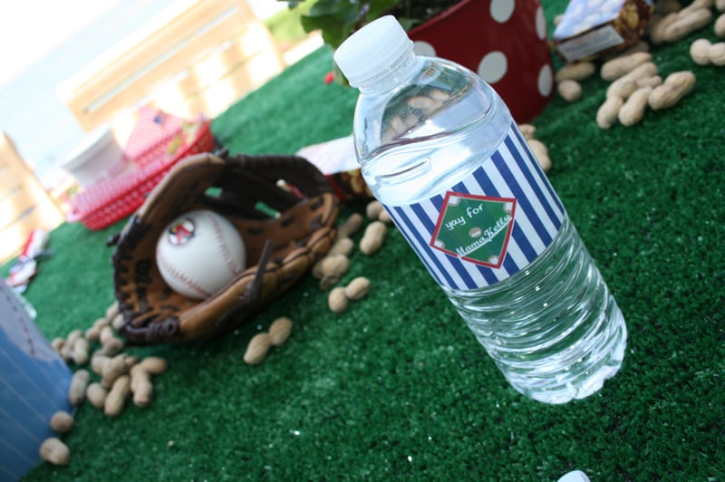 Batter Up: A Baseball-Themed Baby Shower For a Lil Slugger-to-Be