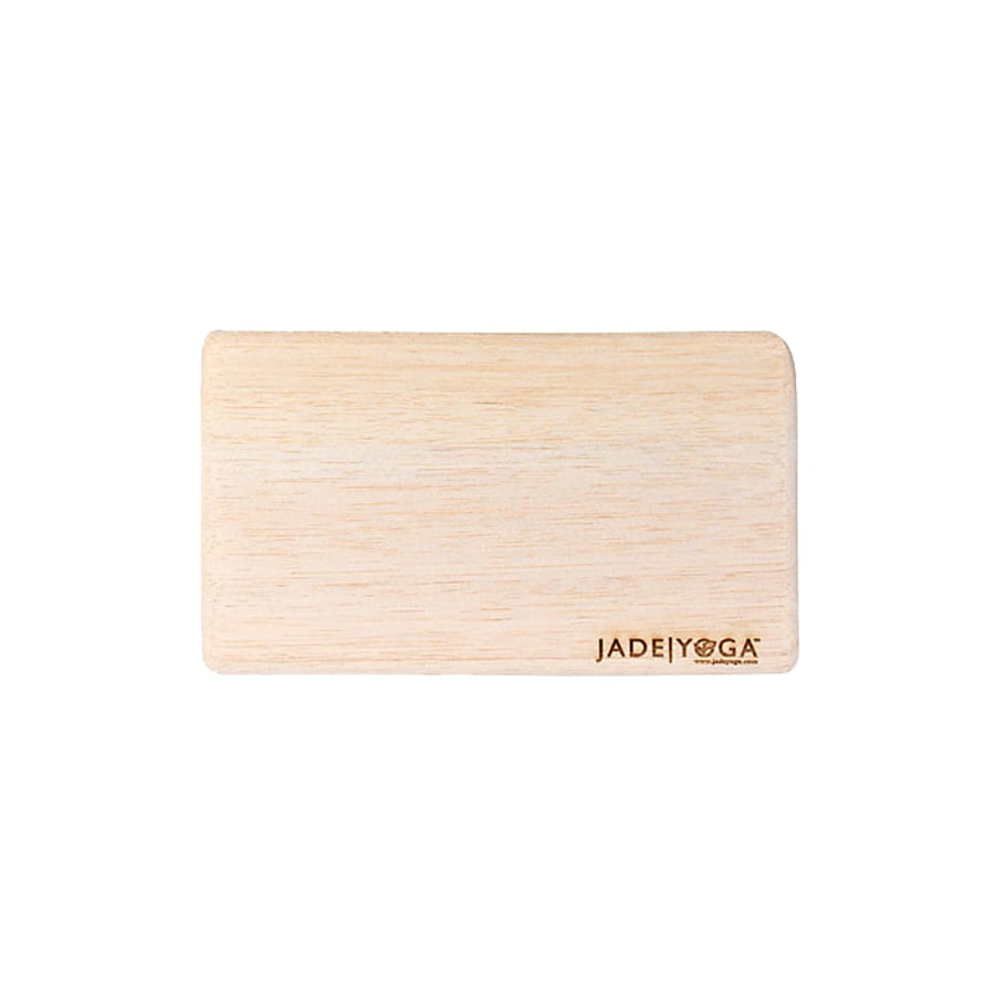 Jade Yoga Block