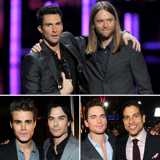 Guys at People's Choice Awards 2012