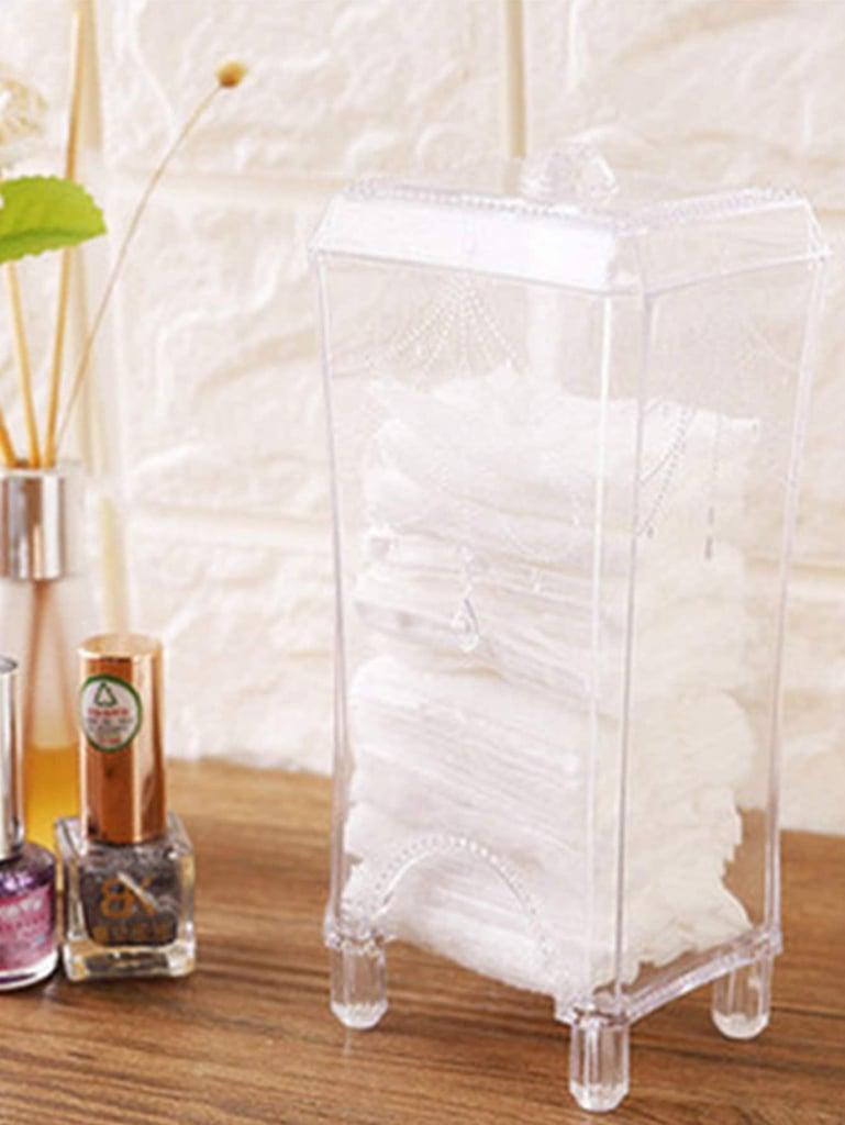 Cotton Pad Storage Box