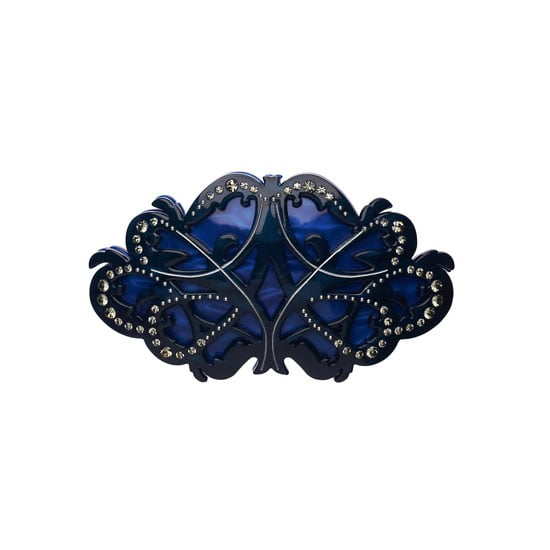 Mimco Iron Lace Barrette, $34.95