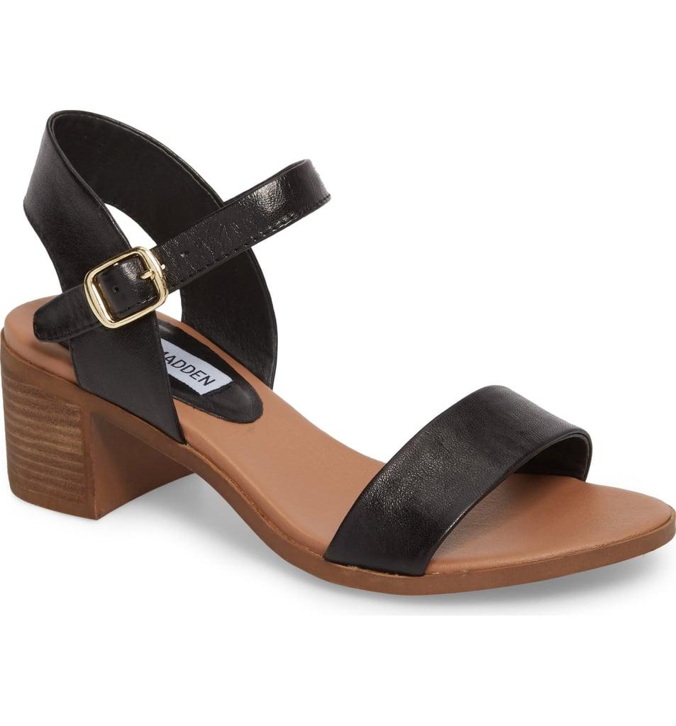 Steve Madden April Block-Heel Sandals