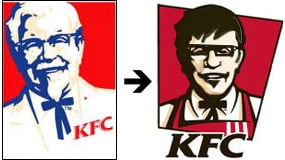 Colonel Sanders: Hipster?