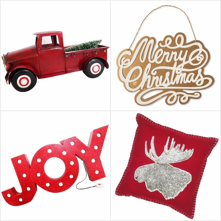 Cheap Christmas Products at Target