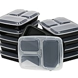 Meal Prep Store 3 Compartment Containers 10 Pack ($29.99)