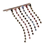 Sincerely Jules x Scunci Bobby Pin With Rainbow Stones