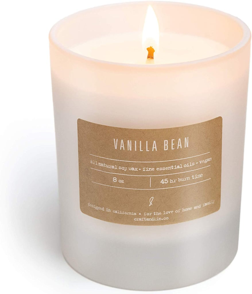 Craft & Kin Vanilla Candle Scented Candle