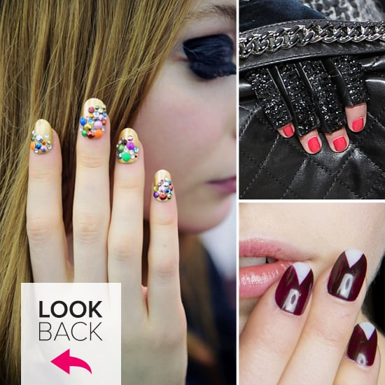 The Top 25 Manicures From Fashion Month
