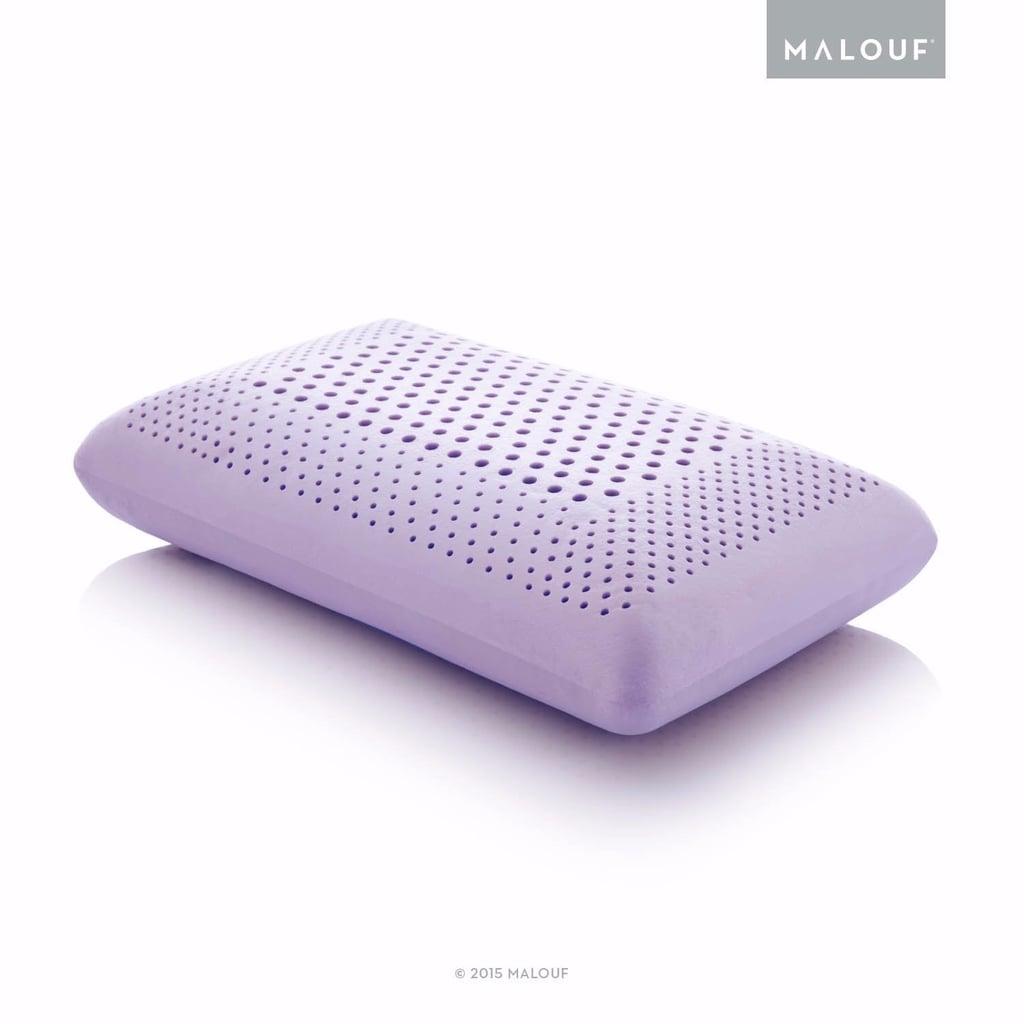 Aromatherapy Memory Foam Pillow