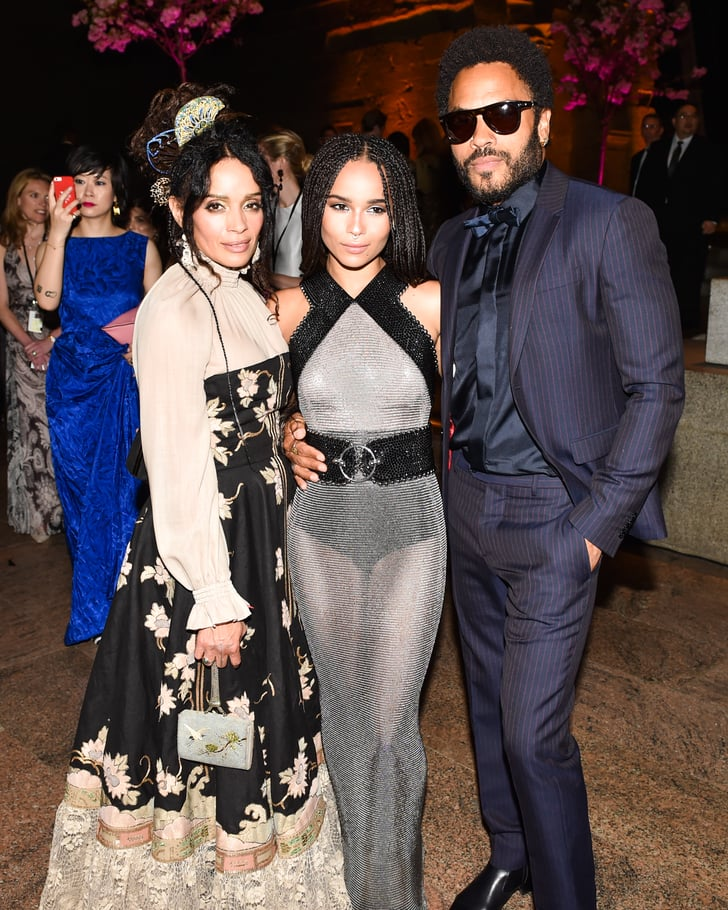 Pictures Of Zoe Kravitz Lenny Kravitz And Lisa Bonet