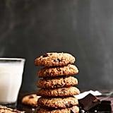 Almond Meal Chocolate Chip Vegan Cookies
