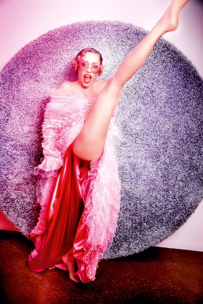 Miley Cyrus Wonderland Cover Spring 2018