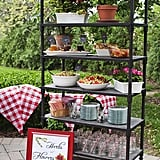 A Tiered Display