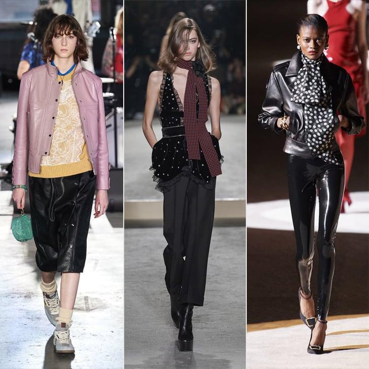 Fall Fashion Trends 2020: '80s Rocker