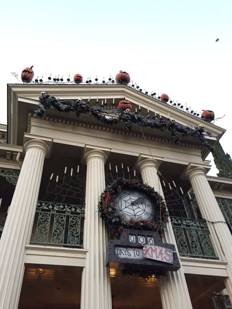 "The ghost voice on one of the busts in the Haunted Mansion is the same voice that sang ""You're a Mean One, Mr. Grinch."""