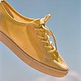 Soludos Ashore Sneaker in Limoncello