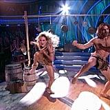 """Nyle and Peta's Samba to """"Trashin' the Camp"""" From Tarzan"""