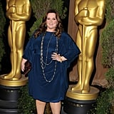 Melissa McCarthy at the 2012 Oscar nominees lunch.