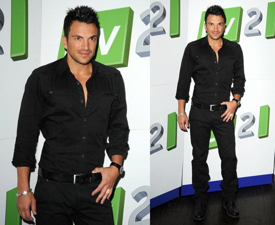 Pictures of Peter Andre at The Next Chapter Photocall as Katie Price Announces Singing Career With Launch of First Solo Single 2010-06-09 23:30:16
