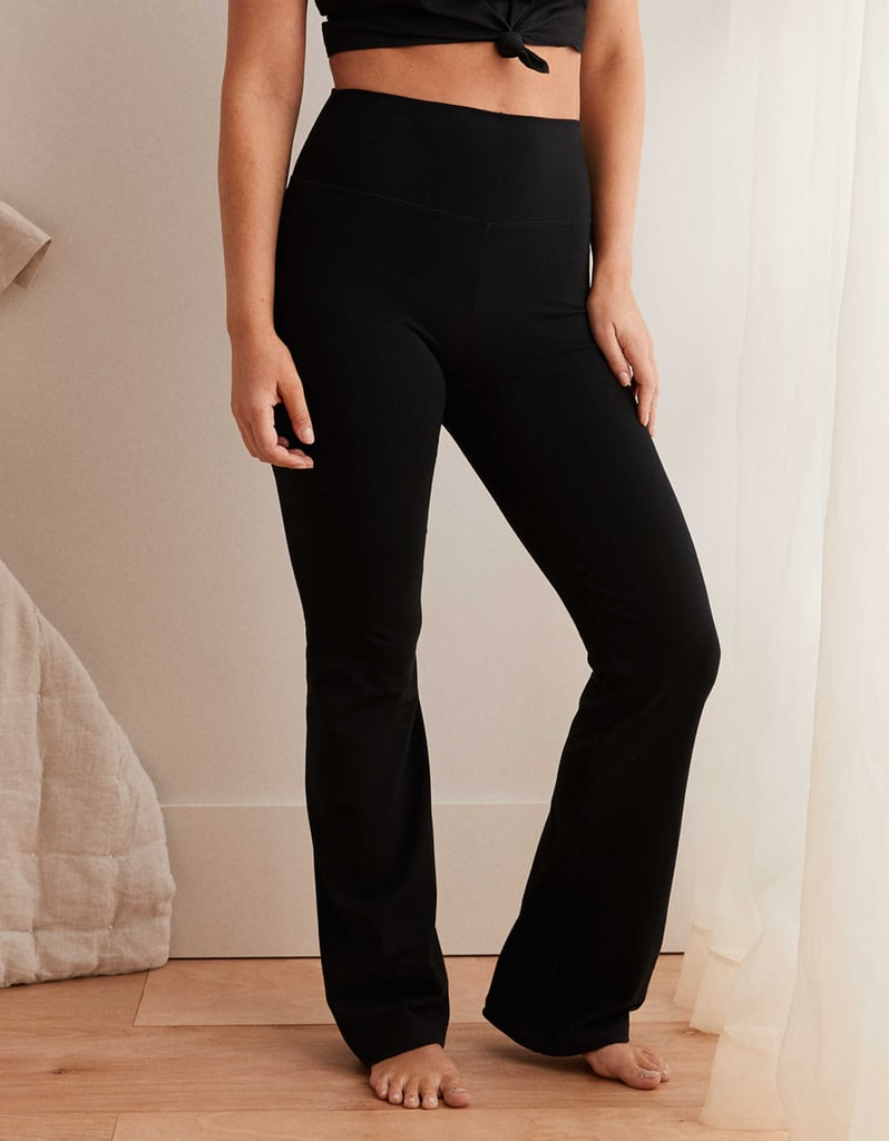 Aerie Chill High Waisted Flare Pant