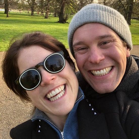 Princess Eugenie Birthday Message For Jack Brooksbank 2019