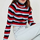 BDG Venus Turtleneck Chenille Sweater