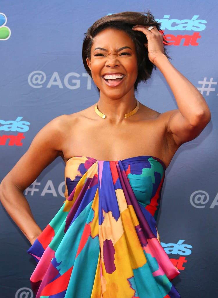 Gabrielle Union's Best Short Hairstyles