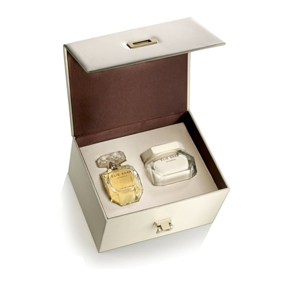 One of the best things about the Elie Saab Eau de Parfum Deluxe Holiday Set ($158) is that you can keep the jewelry box long after the juice is gone.