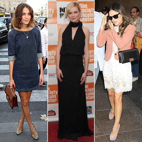 Celebrity Style Quiz For October 3 2011 Popsugar Fashion