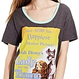 Lady and the Tramp Graphic Tee