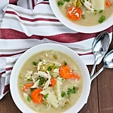 Slow-Cooker Chicken Soup With Yuca