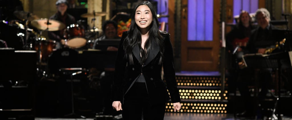 Awkwafina Saturday Night Live Opening Monologue 2018